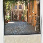 罗马小街道